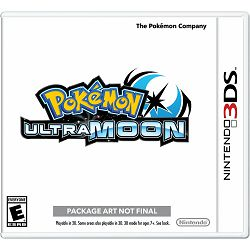 Igra za Nintendo Pokemon Ultra Moon 3DS