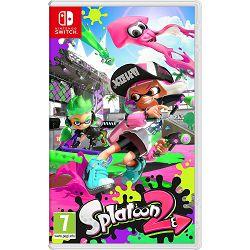 Igra za Nintendo Splatoon 2 Switch