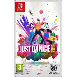 Igra za NINTENDO SWITCH Just Dance 2019