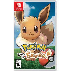 Igra za NINTENDO SWITCH Pokemon Lets Go Eevee