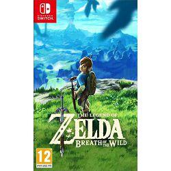 Igra za NINTENDO SWITCH The Legend of Zelda: Breath of the Wild