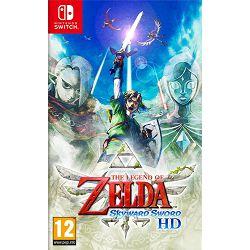 Igra za NINTENDO SWITCH THE LEGEND OF ZELDA: Skyward sword HD