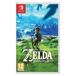 Igra za Nintendo The Legend of Zelda: Breath of the Wild Switch