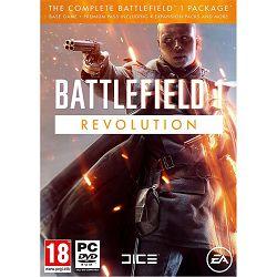 Igra za PC Battlefield 1 Revolution Edition
