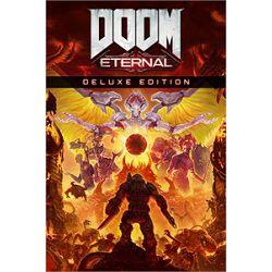 Igra za PC Doom ETternal  Deluxe  Edition