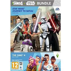 Igra za PC EA The Sims 4 Game Pack 9: Star Wars - Journey to Batuu