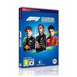 Igra za PC F1 2021 (CIAB)