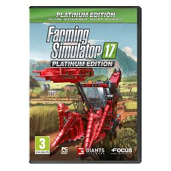 Igra za PC FARMING SIMULATOR 2017 PLATINUM EDITION
