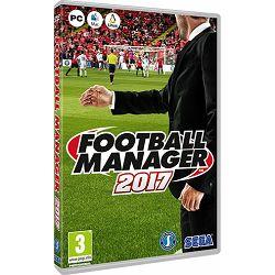 Igra za PC Football Manager 2017