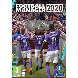 Igra za PC Football Manager 2020