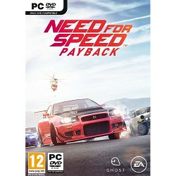 Igra za PC NEED FOR SPEED PAYBACK