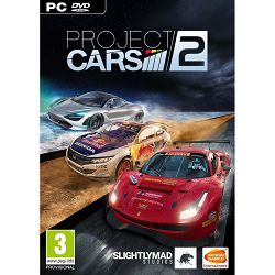 Igra za PC PROJECT CARS 2 Standard edition