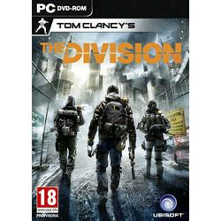 Igra za PC Tom Clancys The Divisoin