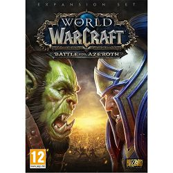 Igra za PC World of Warcraft: Battle for Azeroth