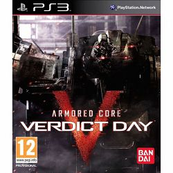 Igra za PS3 Armored Core Verdict Day
