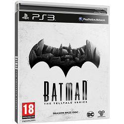 Igra za PS3 Batman - The Telltale Series