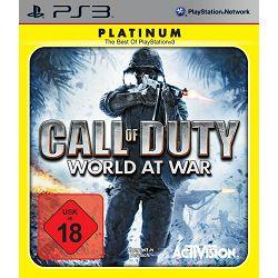 Igra za PS3 Call Of Duty: World At War Platinum