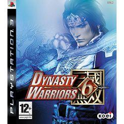 Igra za PS3 Dynasty Warriors 6