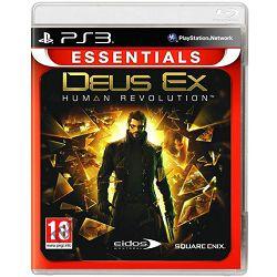 Igra za PS3 Essentials Deus Ex: Human Revolution