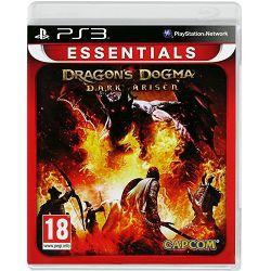 Igra za PS3 Essentials Dragon's Dogma Dark Arisen