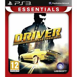 PS3 igra Essentials Driver: San Francisco