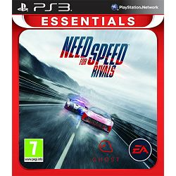PS3 igra ESSENTIALS NEED FOR SPEED RIVALS