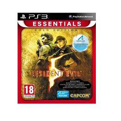 Igra za PS3 Essentials Resident Evil 5 Gold Edition