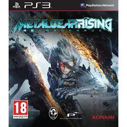 Igra za PS3 Metal Gear Rising: Revengeance