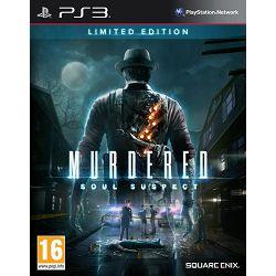 Igra za PS3 Murdered: Soul Suspect Limited Edition