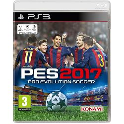 PS3 igra PRO EVOLUTION SOCCER 2017