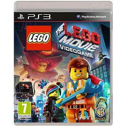 Igra za PS3 THE LEGO MOVIE VIDEOGAME