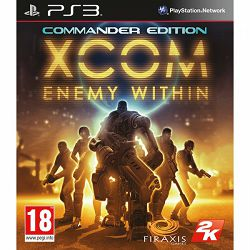 Igra za PS3 XCOM: Enemy Within