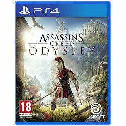 Igra za PS4 Assassin's Creed Odyssey