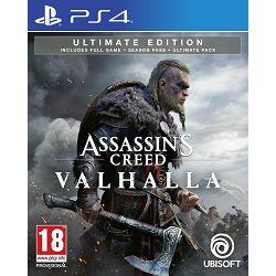Igra za PS4 ASSASSIN'S CREED VALHALLA ULTIMATE EDITION