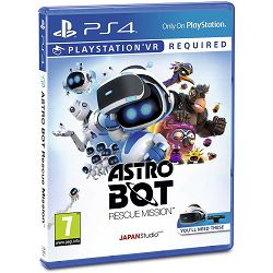 Igra za PS4 Astro Bot Rescue Mission VR