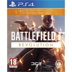 Igra za PS4 BATTLEFIELD 1 REVOLUTION EDITION