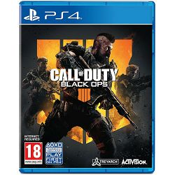 Igra za PS4 CALL OF DUTY: Black Ops 4