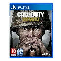 Igra za PS4 CALL OF DUTY: WWII Standard Edition