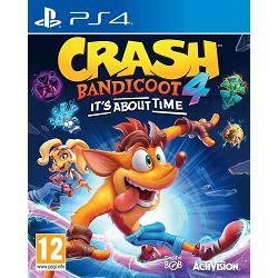 Igra za PS4 Crash Bandicoot 4: It's About Time