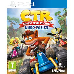 Igra za PS4 Crash Team Racing Nitro-Fueled