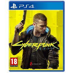 Igra za PS4 CD PROJEKT Cyberpunk 2077