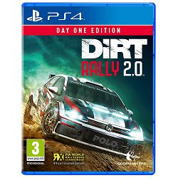 Igra za PS4 DIRT Rally 2.0 Day One Edition