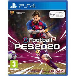 Igra za PS4 eFootball PES 2020