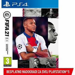 Igra za PS4 FIFA 21 Champions Edition