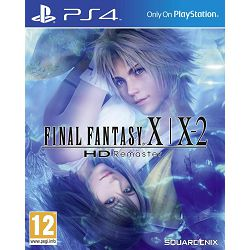 Igra za PS4 SQUARE ENIX Final Fantasy X/X-2 HD Remastered