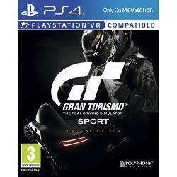Igra za PS4 GRAN TURISMO SPORT STANDARS PLUS
