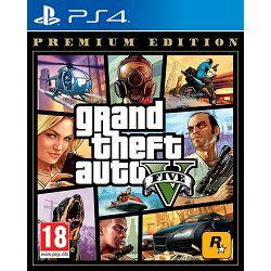 GTA V Premium Edition PS4