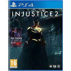 Igra za PS4 INJUSTICE 2