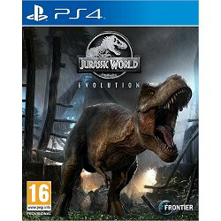 Igra za PS4 JURASSIC WORLD EVOLUTION