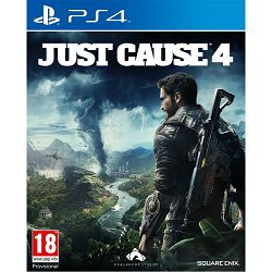Igra za PS4 Just Cause 4 Standard Edition